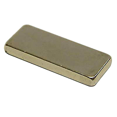 Neodymium Super Magnet - 29 x 9 x 2mm - Pack 5