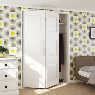 Bi-Folding Door Gear - Wardrobe Doors