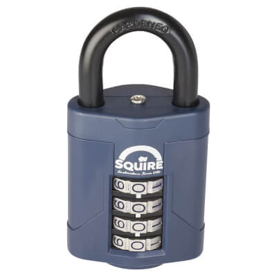 Squire Combi All Weather Padlock - 50mm)