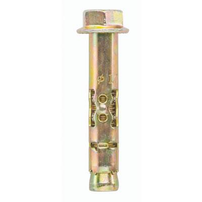 Rawlplug Sleeve Anchor Projecting Bolt - M12 - 110 x 18 x 26mm - Pack 10)