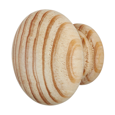 Touchpoint Cabinet Knob - 60mm - Pine