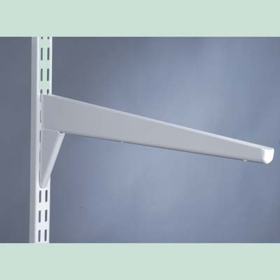 elfa® Reinforced Bracket - 670mm - White