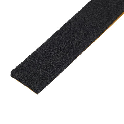 Sealmaster Intumescent Foam Glazing Tape - 15 x 5mm x 20m - Black)