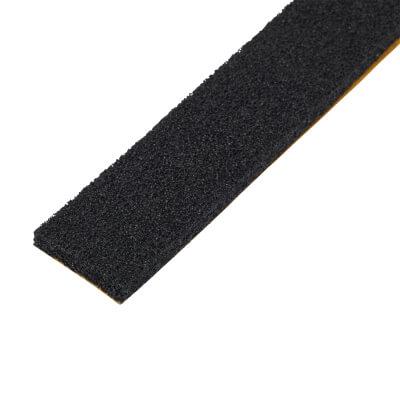 Sealmaster Intumescent Foam Glazing Tape - 15 x 5mm x 20m - Black)