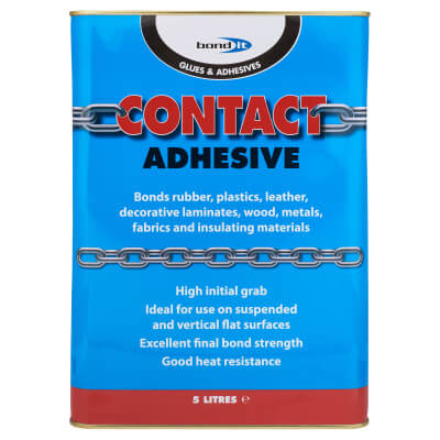 Bond It Contact Adhesive - 5000ml)
