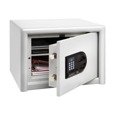 Burg Wächter CL 10 E Combi-Line Electronic Fire Safe - 320 x 435 x 380mm - Light Grey