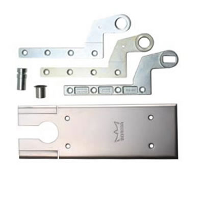 DORMA BTS75V Accessory Pack - Single Action - Stainless Steel
