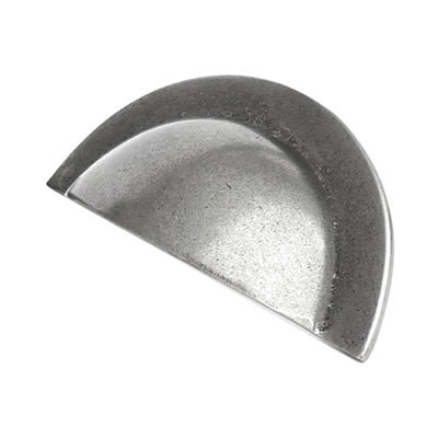 Crofts & Assinder Brecon Cabinet Cup Handle - 64mm Centres - Iron