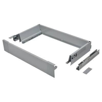 Blum TANDEMBOX ANTARO Internal Drawer - BLUMOTION - (H) 84mm x (D) 270mm x (W) 600mm - Grey