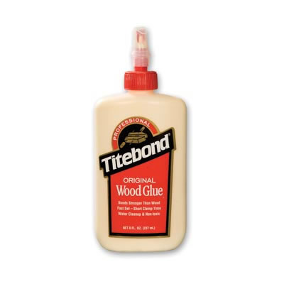 Titebond Original Wood Glue - 470ml)