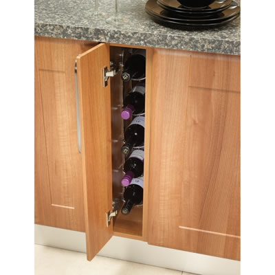 Wine Rack - 5 Bottle