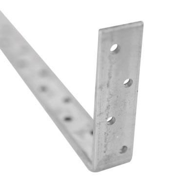 Teco Restraint Strap - 1200 x 26.5 x 4mm - 150mm Bend- Pack 10)