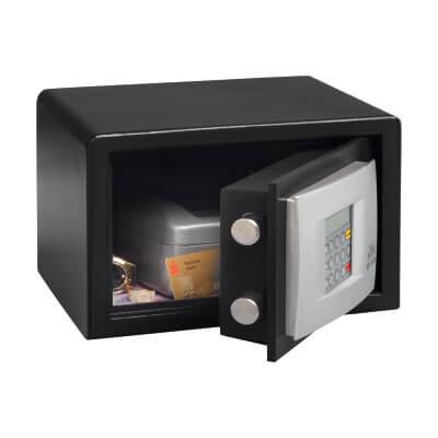 Burg Wächter P 1 E PointSafe Electronic Safe - 180 x 280 x 200mm - Black)