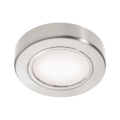Leyton LED Surface/Recessed Cabinet Downlight With Driver - 70mm