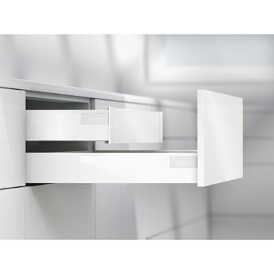 Blum Tandembox Antaro Internal Drawer Pack - Height 83mm x Depth 450mm x 500mm Width - Grey