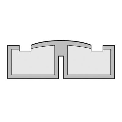 Sealmaster Intumescent Pack - IMP 30 / 60 minute Double Door Wiper Only