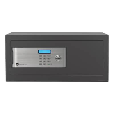 Yale® Certified Laptop Safe - 200 x 480 x 350mm - Grey)