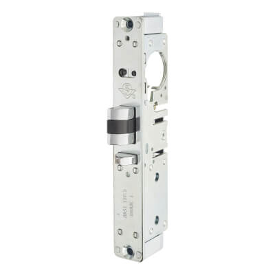 Adams Rite 4710 Screw Cylinder Deadlatch - 24.6mm Backset - Right Hand