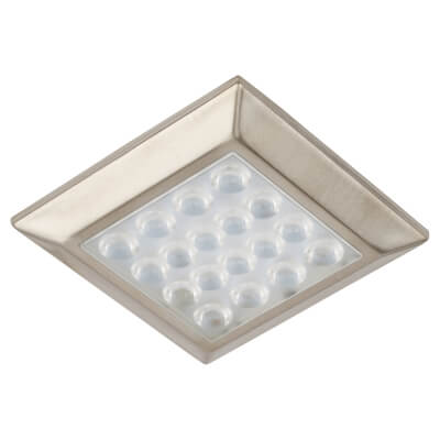 Sensio Ora HD LED Surface Cabinet Light - Square - Cool White