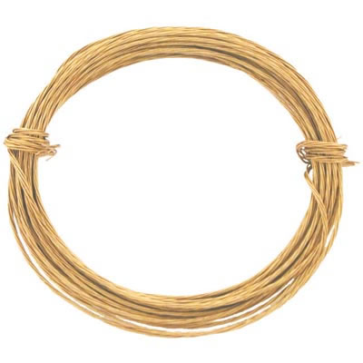 Brass Picture Wire - 2 x 3000mm - Pack 2