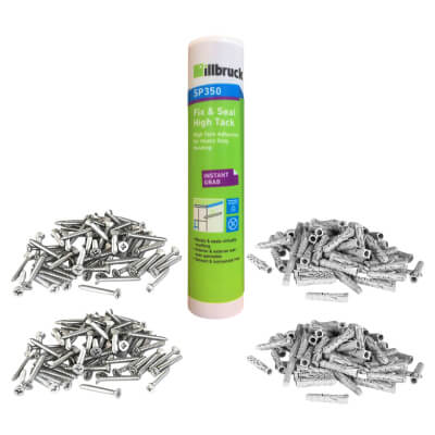EdgeGrip Nosing Strip Fixing Kit - 310 ml)