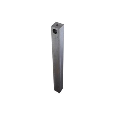Steel Sash Weight - 21lb (9.52kg) - 600mm (23.5
