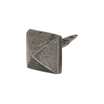 Olde Forge Decorative Door Stud - 15mm - Pewter