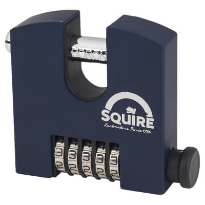 Squire Security Combination Padlock - 75mm