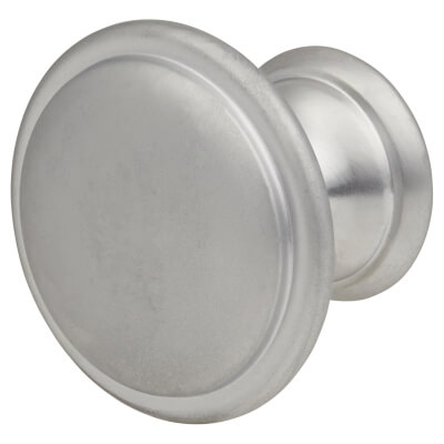 Touchpoint Rim Cabinet Knob - 30mm - Matt Chrome