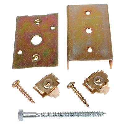 Hideaway Double Pocket Door Jointing Kit