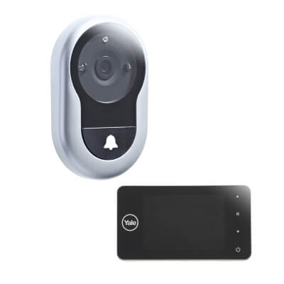 Yale® Memory+ Digital Door Viewer)