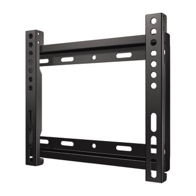 SECURA Wall Mount TV Bracket for 10-39 Inch TV's - Fixed)