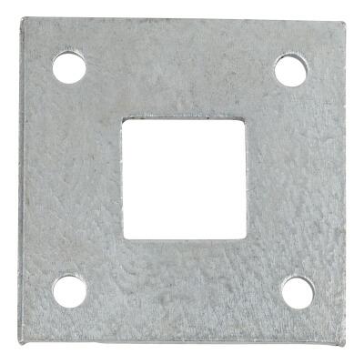 Spare Keep - Flat - 16mm Bolt - Zinc Plated
