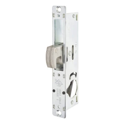 Adams Rite MS1850S Screw Cylinder Hook Deadlock - 28.6mm Backset)