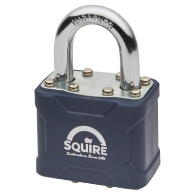 Squire Stronglock Laminated Steel Padlock - 44mm