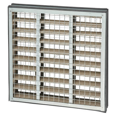 60-Minute Intumescent Air Transfer Vent - 250 x 250mm)