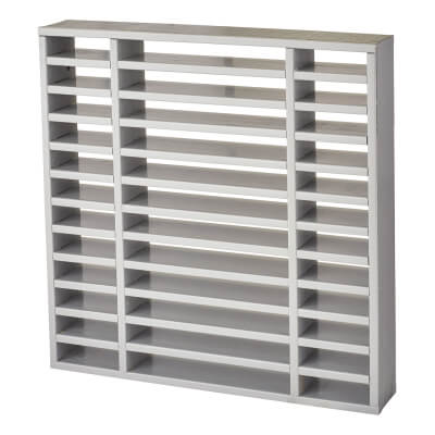 Lorient LVV40 Intumescent Air Transfer Vent - 250 x 250mm)