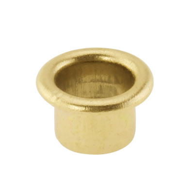 ION Shelf Support Socket - Brass Plated - Pack 50