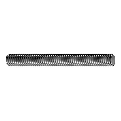 Studding - M6 x 1000mm - A2 Stainless Steel - Pack 5