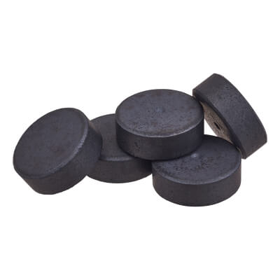 Ferrite Disc Magnet - 14 x 5mm - Pack 4