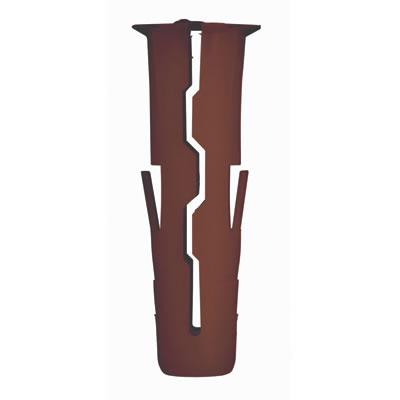 Rawlplug Uno Plug - Brown - Pack 1000
