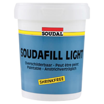 Soudal Soudafill Light - 900ml - White)