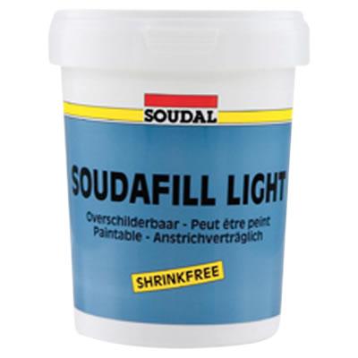 Soudal Soudafill Light - 900ml - White)