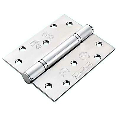 Enduro Triple Knuckle Thrust Hinge - 125 x 102 x 3.5mm - Polished Stainless Steel - Pair