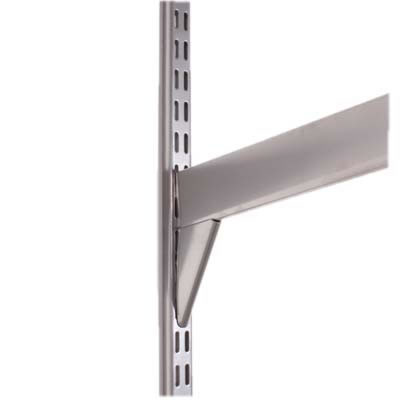 elfa® Reinforced Bracket - 570mm - Silver