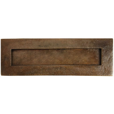 Louis Fraser Letter Plate - 264 x 106mm - Oil Rubbed Bronze)