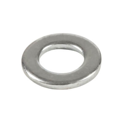 Flat Washer - Form 'B' - M5 - Zinc Plated - Pack 80