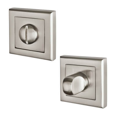 Elan Turn & Release - Satin Nickel