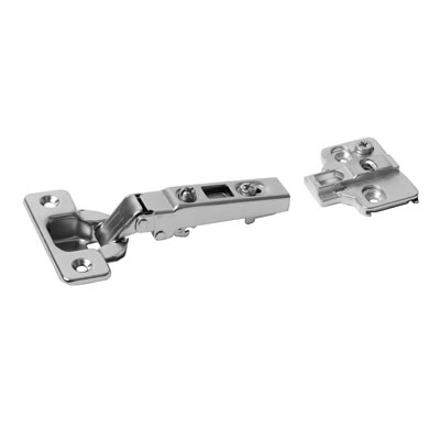Motion 110° Clip-On Hinge - Overlay - Pack 100 Pairs