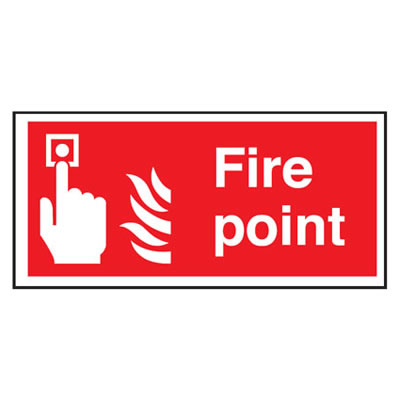 Fire Point - 200 x 400mm